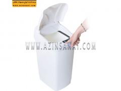 سطل زباله چشمی