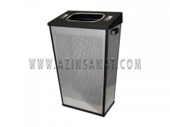 سطل زباله  4 گوش فلزی SP4