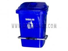 سطل صنعتی 20 لیتری پدال دار
