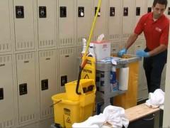 نحوه استفاده از ترالی نظافتی