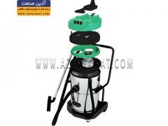 جاروبرقی صنعتی ایرانی دو موتور Green 702