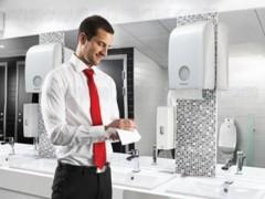 مخزن دستمال دستشویی