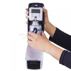 قرار دادن اسپری در دستگاه خوشبو کننده هوا