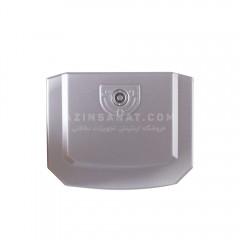 صابون ریز دستی مدل 1100 (نقره ای)