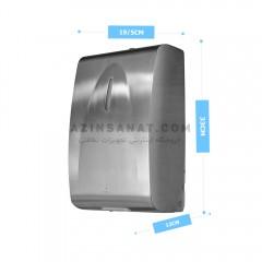 صابون ریز برقی Reena 210 steel