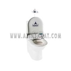 دستگاه کاور اتوماتیک توالت فرنگی (چشمی)
