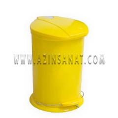 سطل زباله پدال دار 20 لیتری shahab