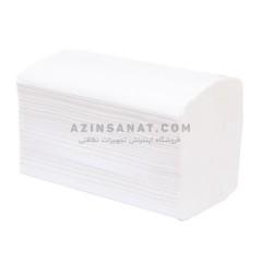 دستمال کاغذی حوله ای ضخیم 200 برگ(دولا)