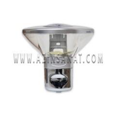 مخزن مایع دستشویی فوم UFO - نقره ای
