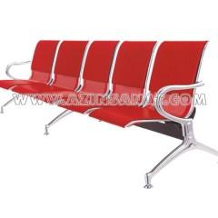 صندلی 5 نفره تشک دار HT155