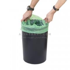 سطل زباله اتوماتیک 30 لیتری مدل LC