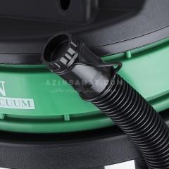 جاروبرقی صنعتی سه موتور  Green H703A