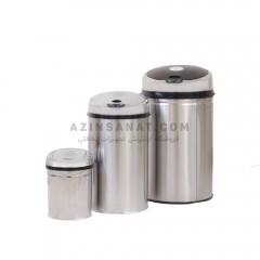 سطل اتوماتیک 6 لیتری AMD استیل مدل LC