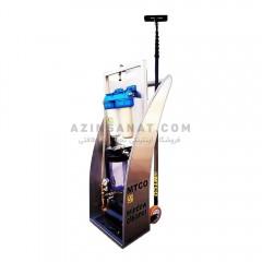 دستگاه شیشه شور صنعتی