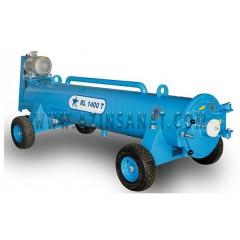 آبگیر اتوماتیک فرش متحرک Cleanvac