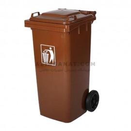 مخزن زباله 120 لیتری