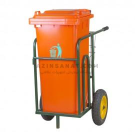 گاری حمل زباله Green 7200