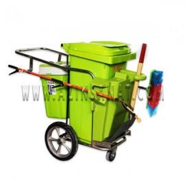 گاری حمل زباله B11