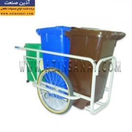 گاری حمل زباله IESA