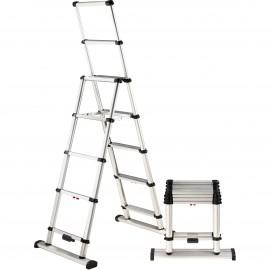 نردبان تلسکوپی Telestep مدل Telescopic Combi Ladder 1.7m