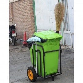 گاری حمل زباله Green 7300