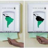 استفاده از دست خشک کن = جلوگیری از قطع درختان