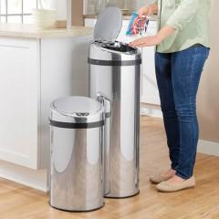 سطل اتوماتیک | سطل هوشمند amd | سطل آشغال چشمی