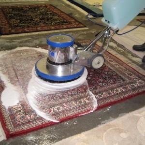 تجهیزات قالیشویی