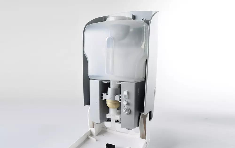 دستگاه فوم ساز مایع دستشویی