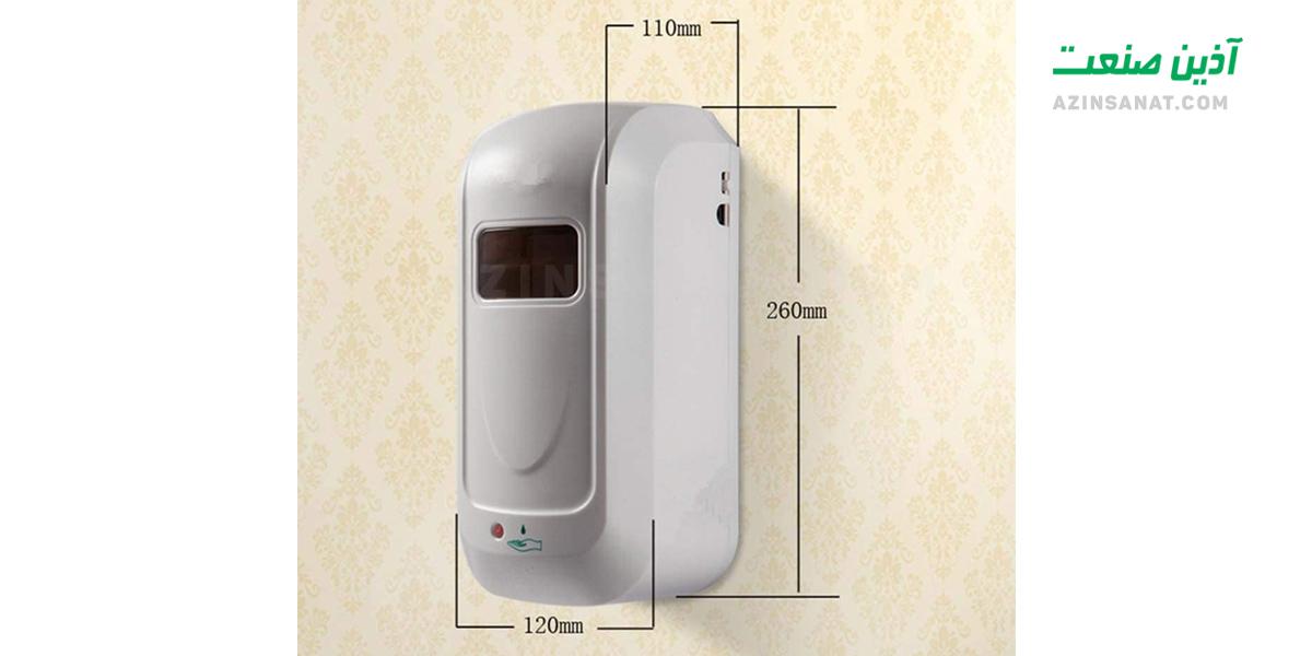 صابون ریز 1 لیتری برقی