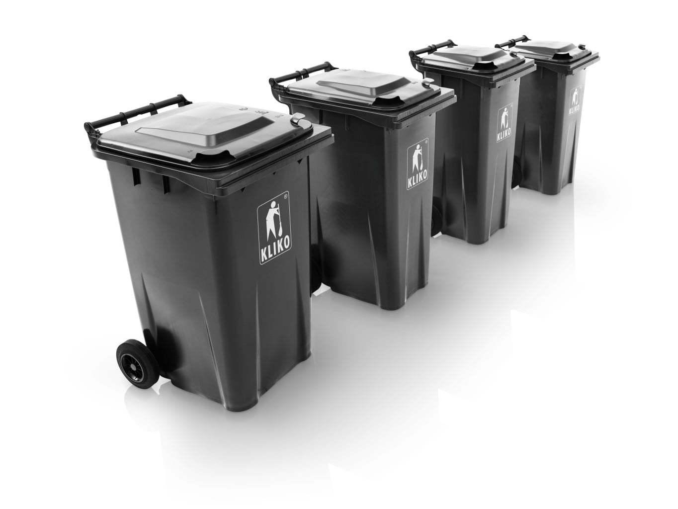 مخزن زباله KLIKO