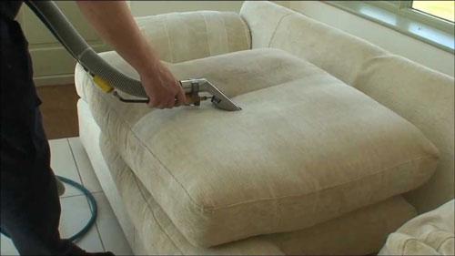 مبل شور توسط بخار شوی صنعتی