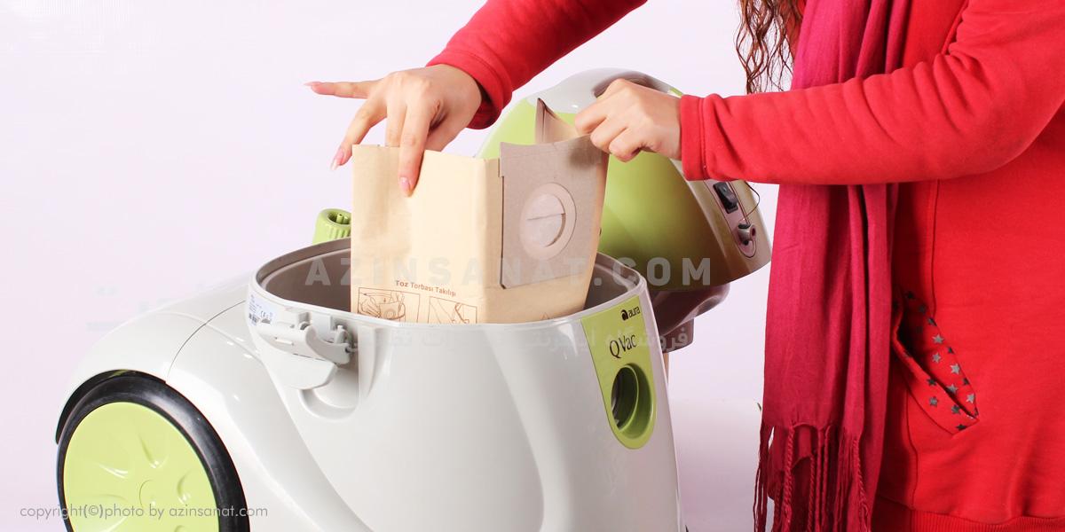 پاکت یکبار مصرف مبل شور