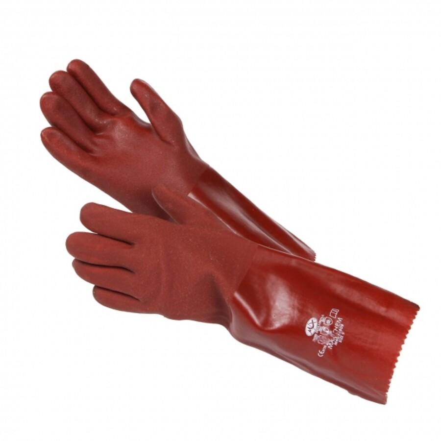 دستکش ایمنی ضد اسید ماتریکس مدل Maxichem
