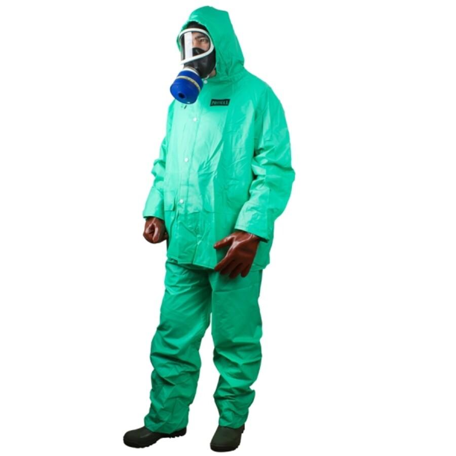 لباس ضد اسید دو تیکه Promax