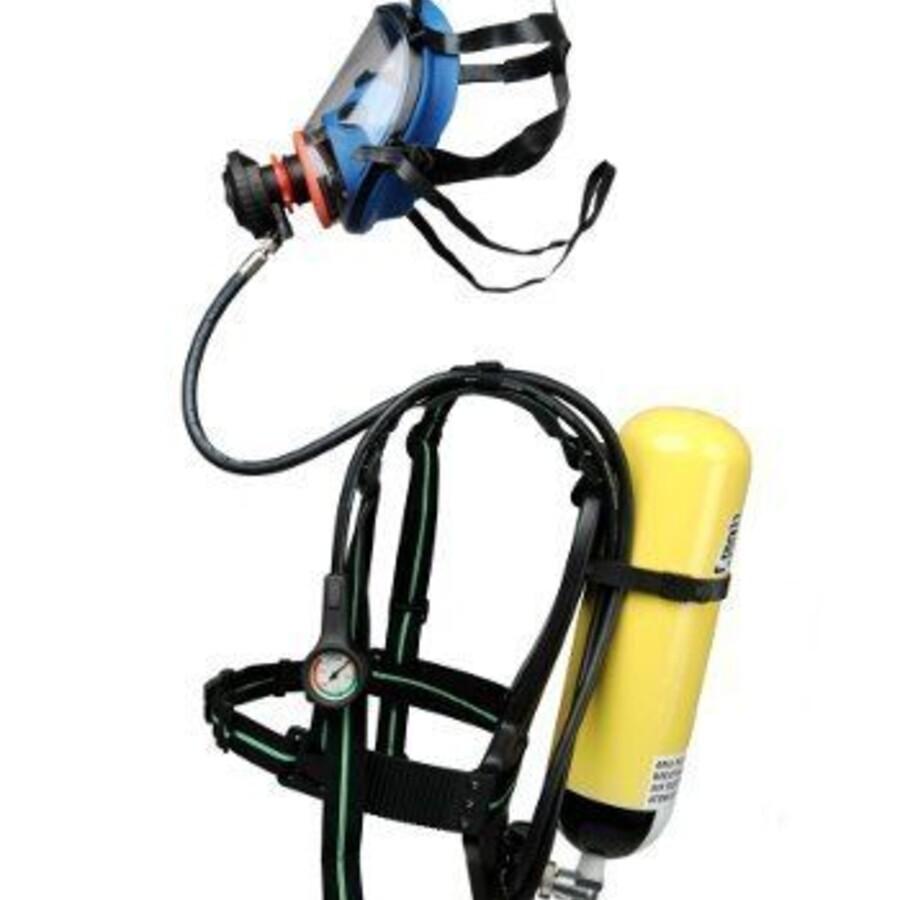 سیستم تنفسی کوله ای اسپاسیانی مدل RN-A 1603