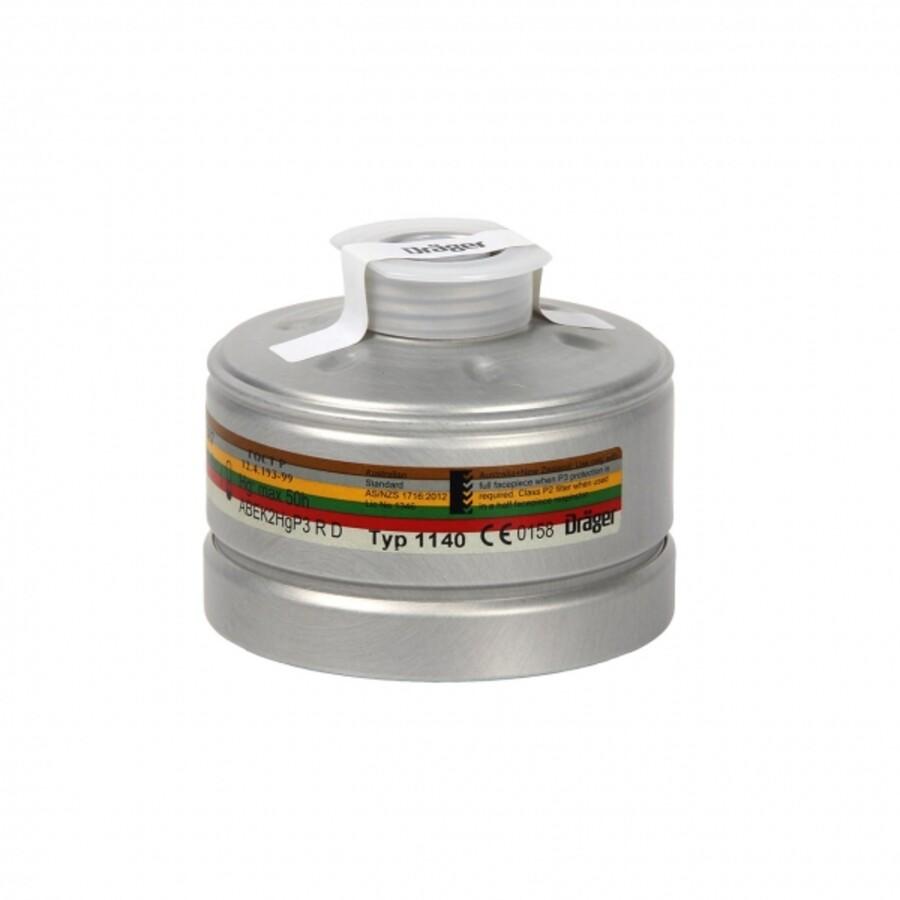 فیلتر ماسک 6 حالته دراگر مدل A2B2E2K2HgP3R