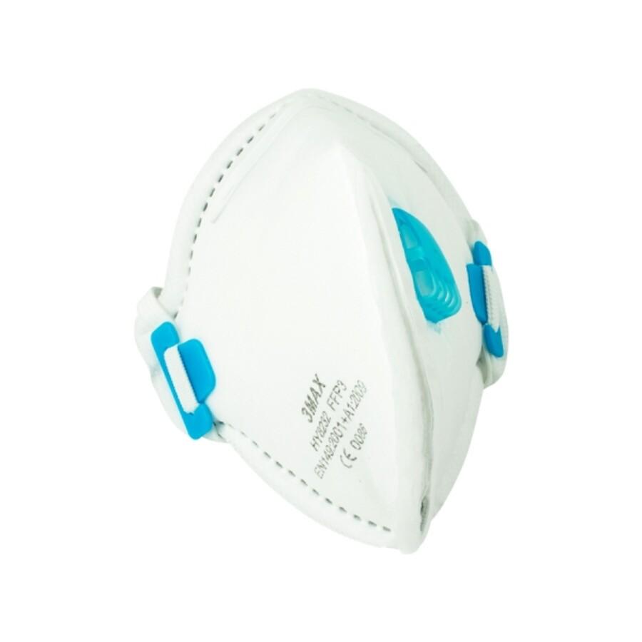 ماسک تنفسی برند 3MAX مدل ffp3 8232