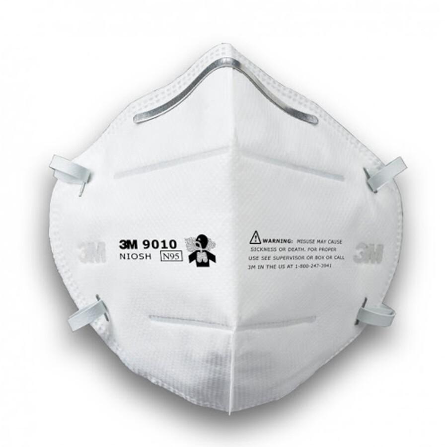 ماسک تنفسی 3M مدل 9010 - N95