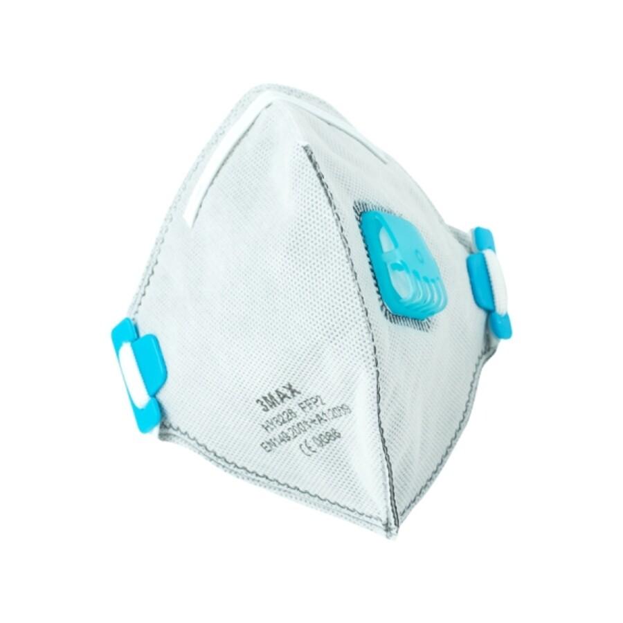 ماسک تنفسی برند 3MAX مدل ffp2 8226