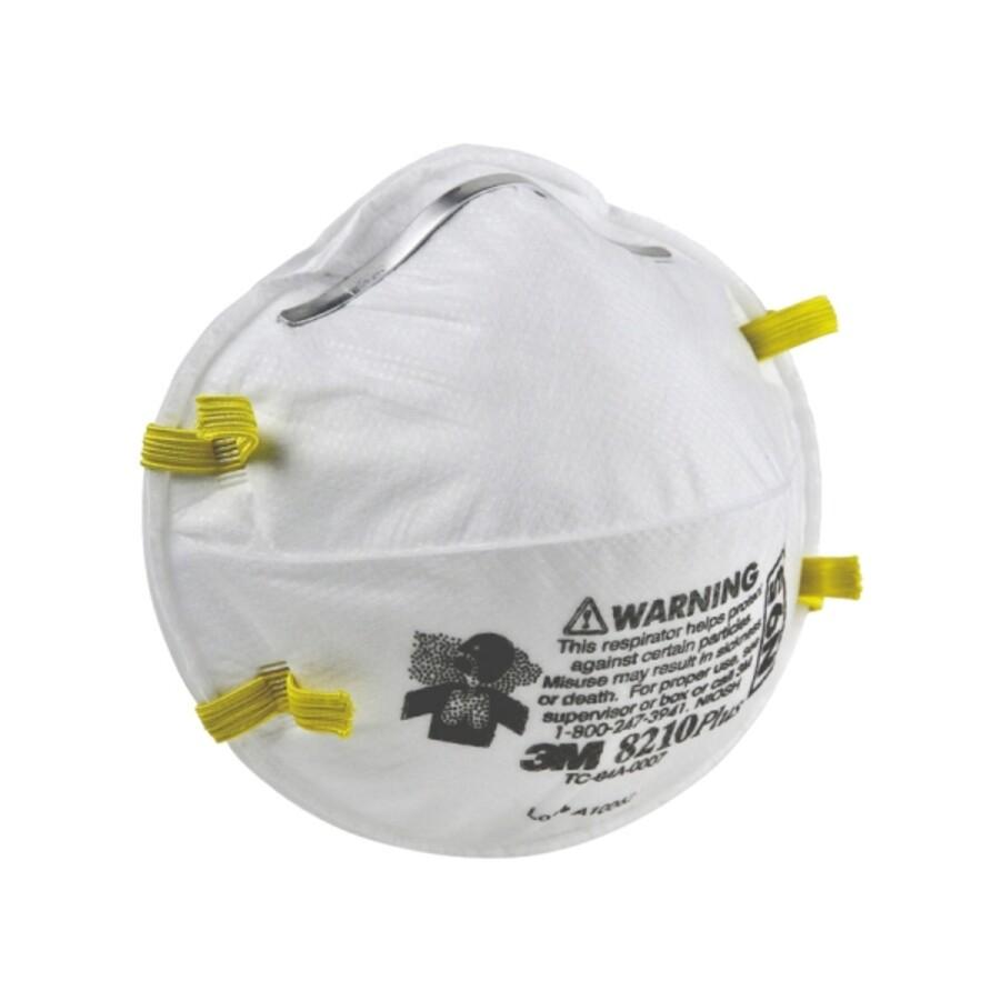 ماسک تنفسی 3M مدل 8210 - N95