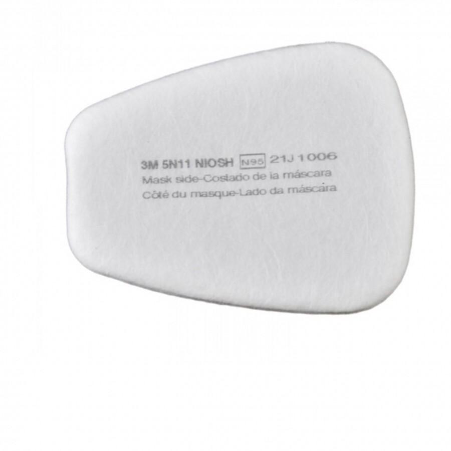 پد فیلتر ماسک 3M مدل 5N11