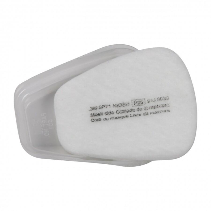 پد و کاور فیلتر ماسک 3M مدل 5p71