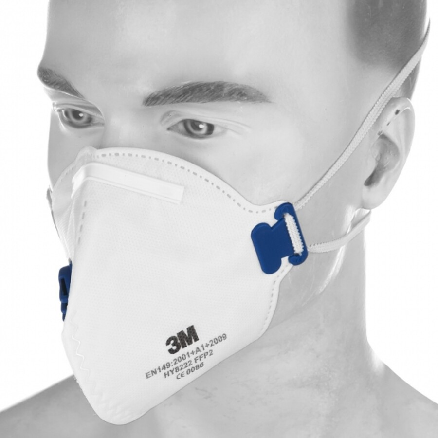 ماسک تنفسی 3M کد0086
