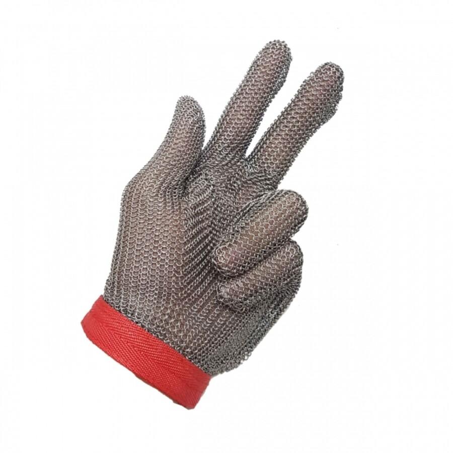 دستکش قصابی زنجیری