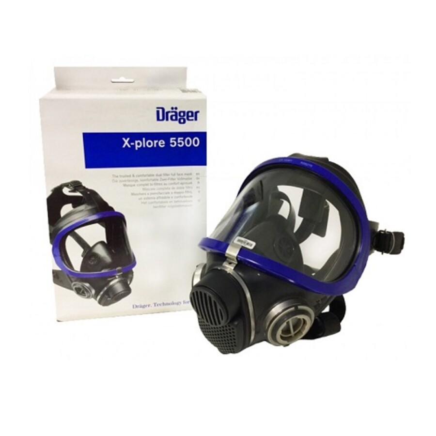 ماسک تمام صورت دراگر مدل XPLORE 5500