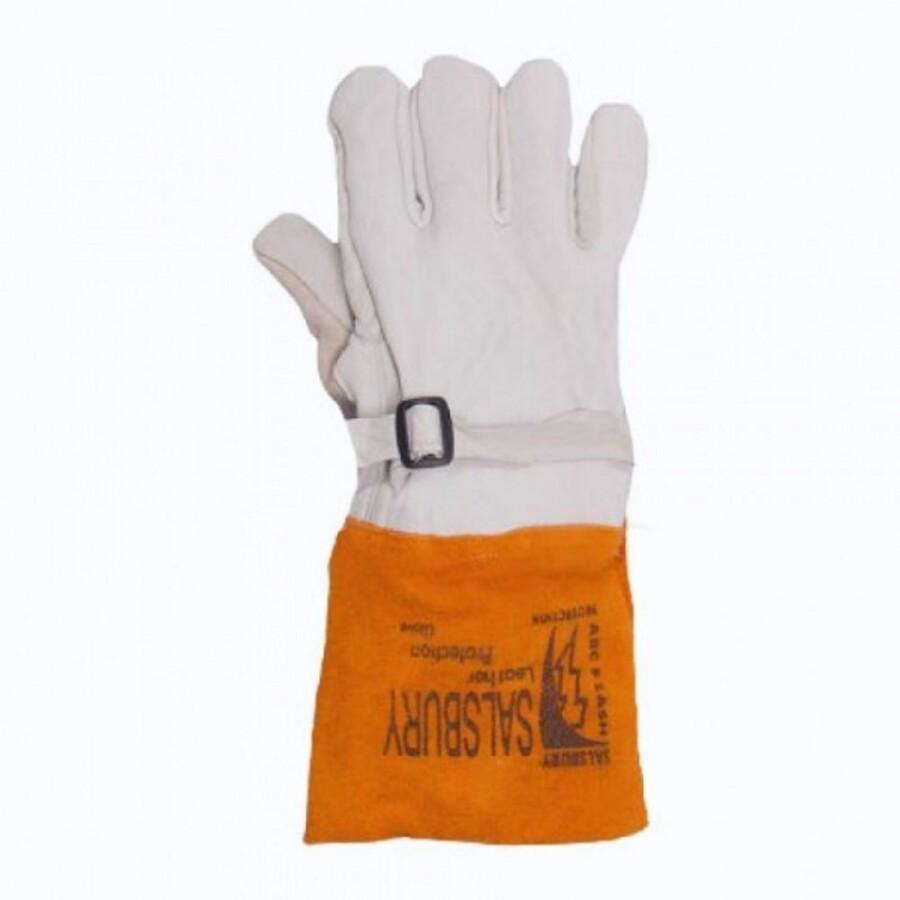 دستکش چرمی عایق برق برند SALSBURY