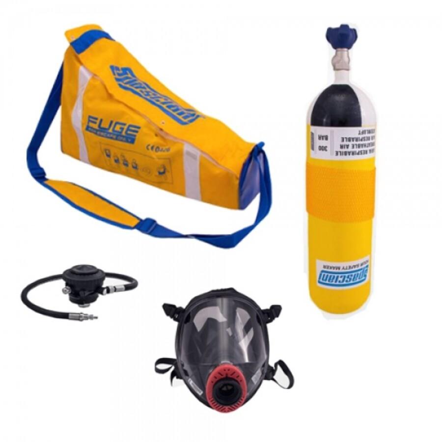 سیستم تنفسی شرایط اضطراری اسپاسیانی مدل Fuge