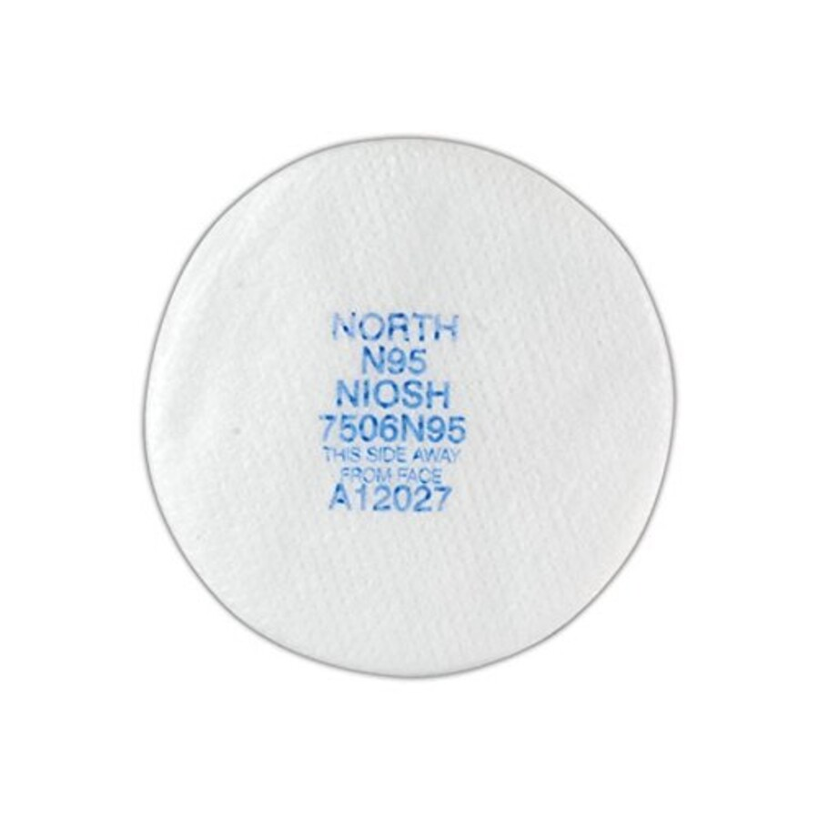 پد فیلتر ماسک North مدل 7506N95