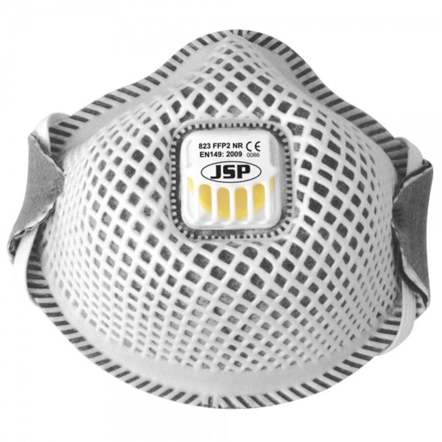 ماسک جی اس پی ( jsp) مدل 823 کربن دار